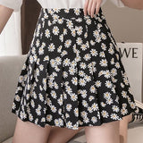 Ditsy Daisy Tennis Skirt (2 Colors)