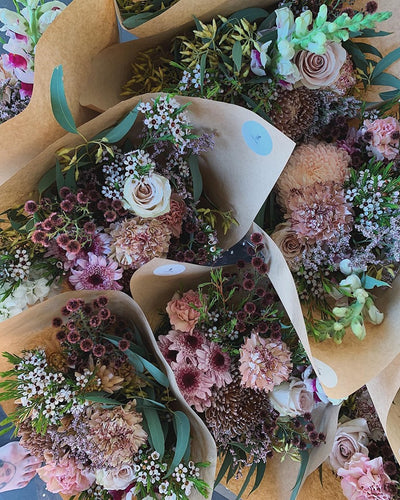 Medium Floral Bouquet - Fortnighly Subscription