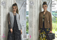 Load image into Gallery viewer, King Cole Pattern 5076: Cardigan and Waistcoat