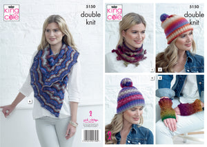 King Cole Pattern 5150: Apparel Accessories