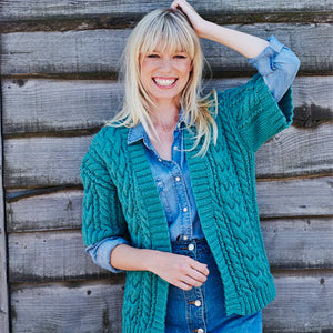 Stylecraft Pattern 9442: Cardigan and Waistcoat