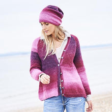 Load image into Gallery viewer, Stylecraft Pattern 9599: Cardigan, Hat and Scarf