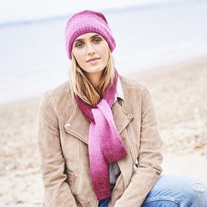 Stylecraft Pattern 9599: Cardigan, Hat and Scarf