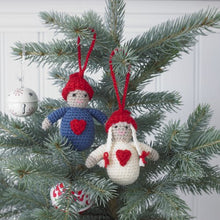 Load image into Gallery viewer, King Cole Christmas Scandinavian Style Crochet Book 1