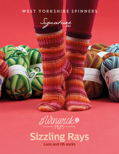 WYS Winwick Mum Seasons Socks - 4ply