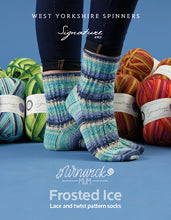 Load image into Gallery viewer, WYS Winwick Mum Seasons Socks - 4ply