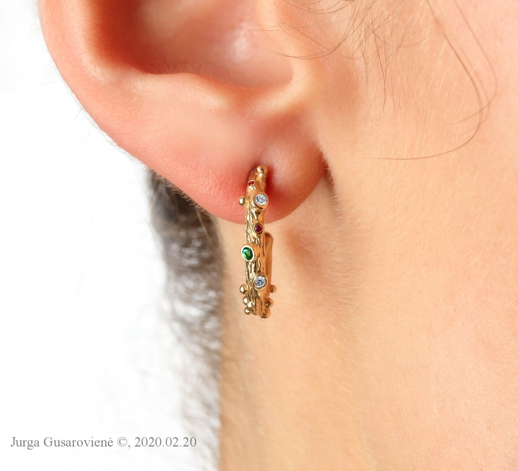 Earrings Spring