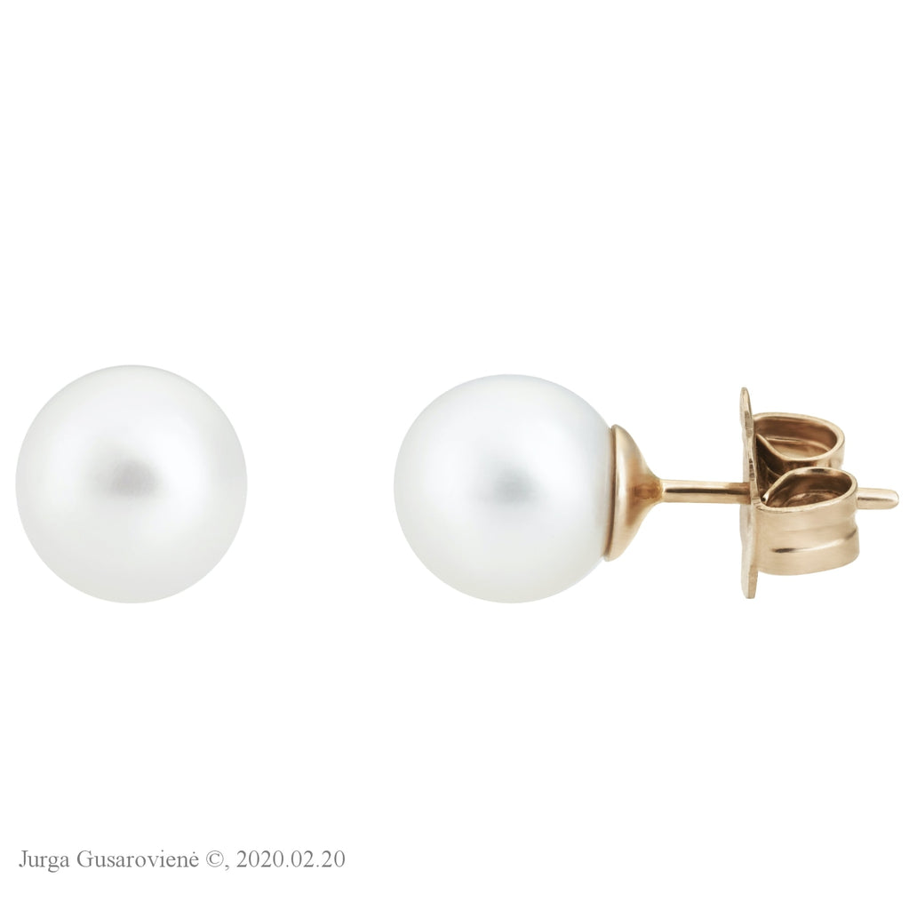 Pearl Earrings Jurga Gusaroviene