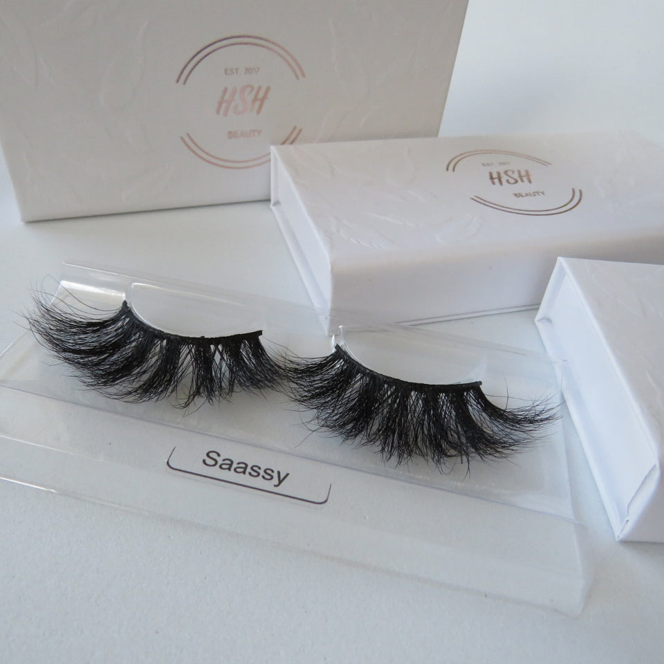best false eyelashes_luxury mink lashes