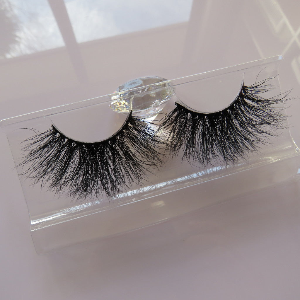 cheap mega mink lashes nz_ hshbeauty