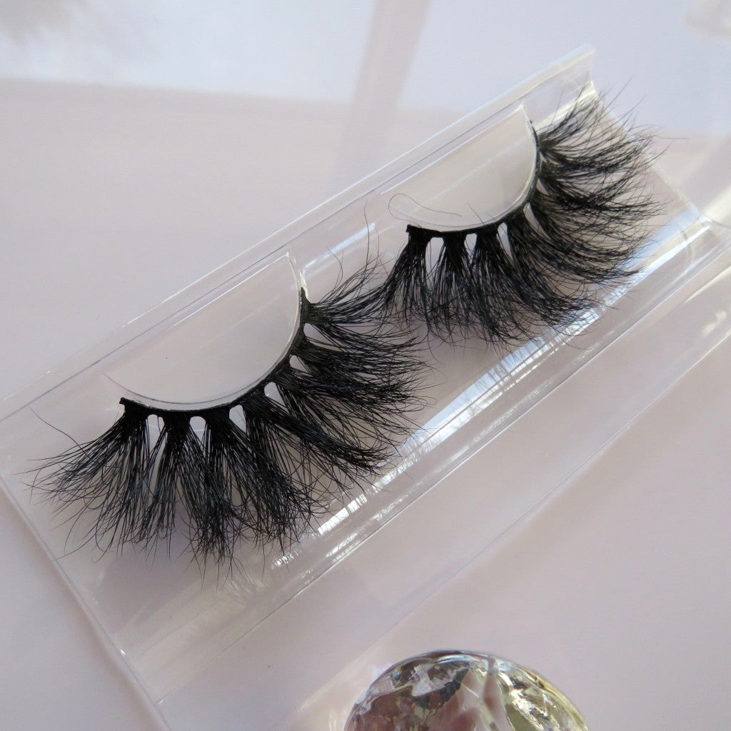 beauty false eyelashes_Miss Fury luxury mink_hshbeauty