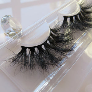 Luxe Makeup Mink Faux Eyelashes 2020_hshbeauty