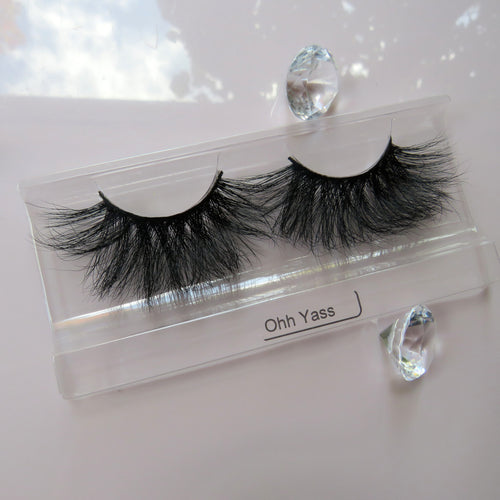 Luxury mink lashes style hshbeauty new zealand