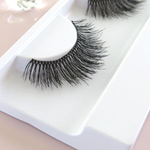Vegan Lashes Natural Makeup Look_hshbeauty nz