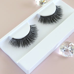 Cruelty-Free Beautiful Faux  Lashes - Hsh Beauty