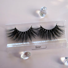 Load image into Gallery viewer, luxury mink lashes for dramatic makeup look indian
