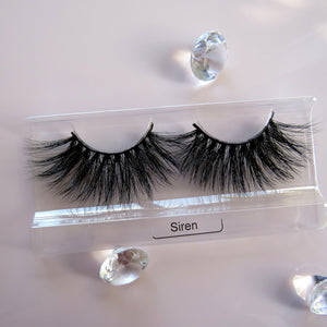 luxury mink lashes for dramatic makeup look indian