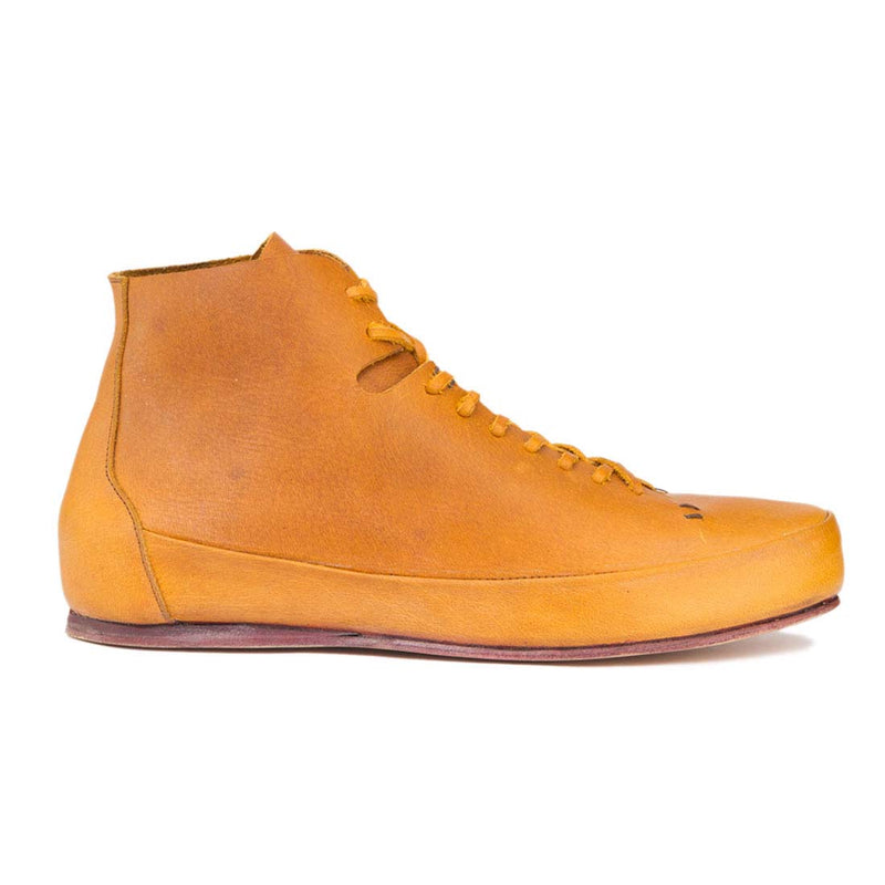 Marmalade Leather Ankle Boots