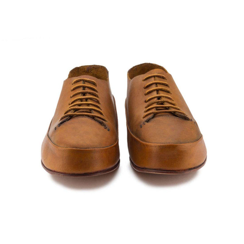Marmalade Leather Vintage Sneaker