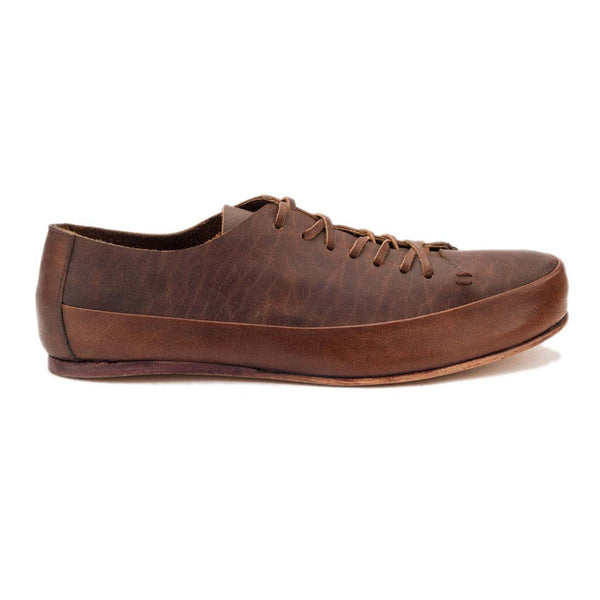 Chestnut Leather  Vintage Sneaker