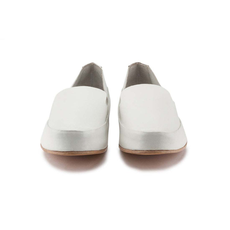 Porcelain White Classic Slip On