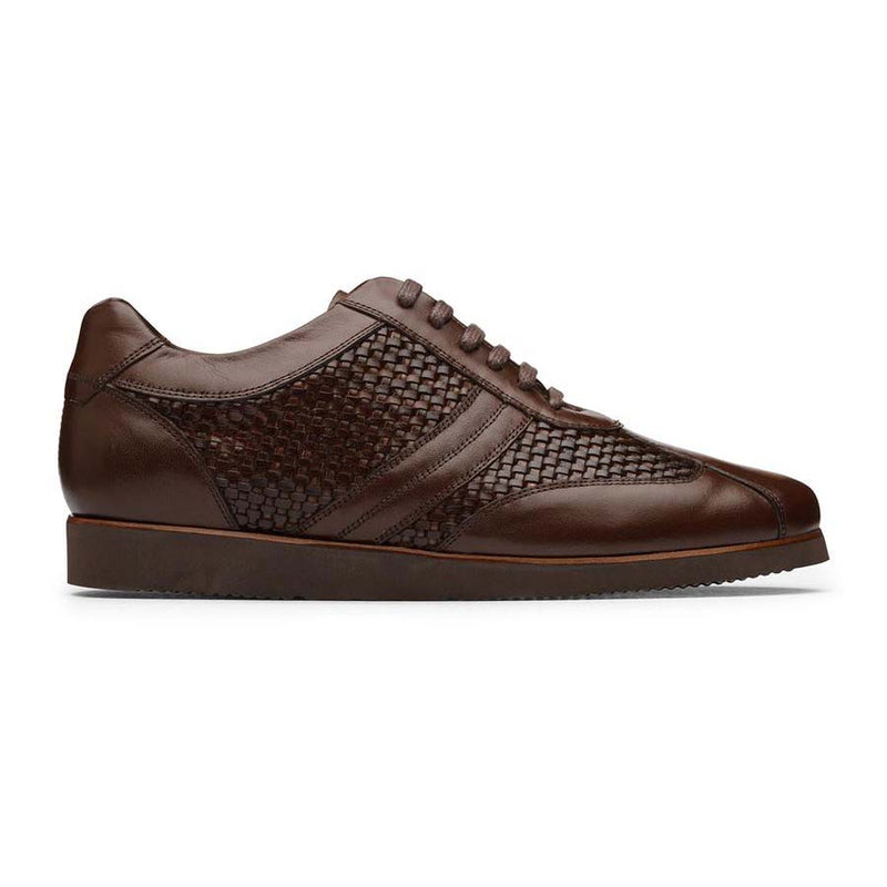 Brown Combination Sneaker