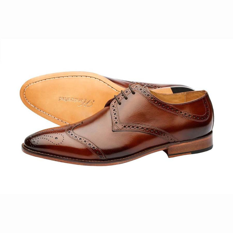 Brown Sharp Brogues