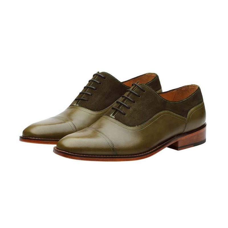 Olive Combination Oxford