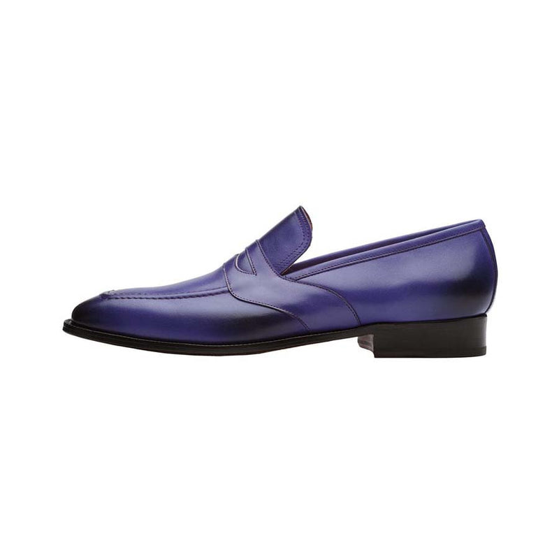 Purple Zoro Loafers