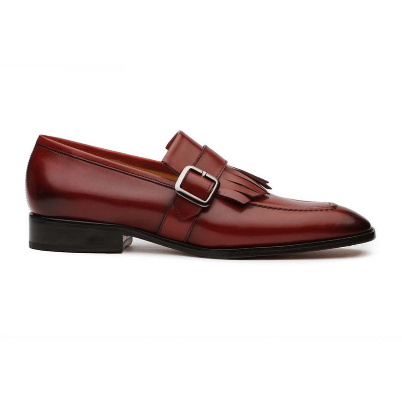 Red Kiltie Strap Loafer