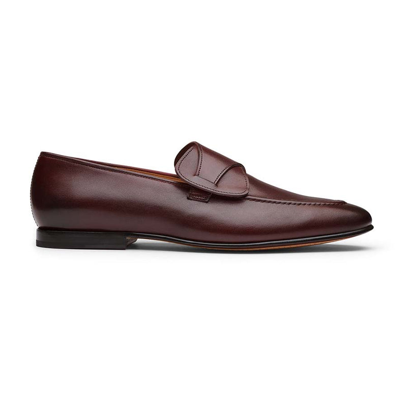 Wine Butterfly Loafers
