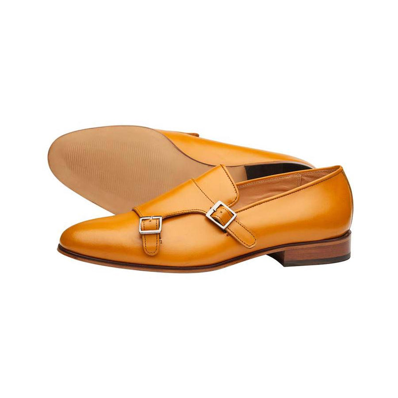 Yellow Monk Slipon