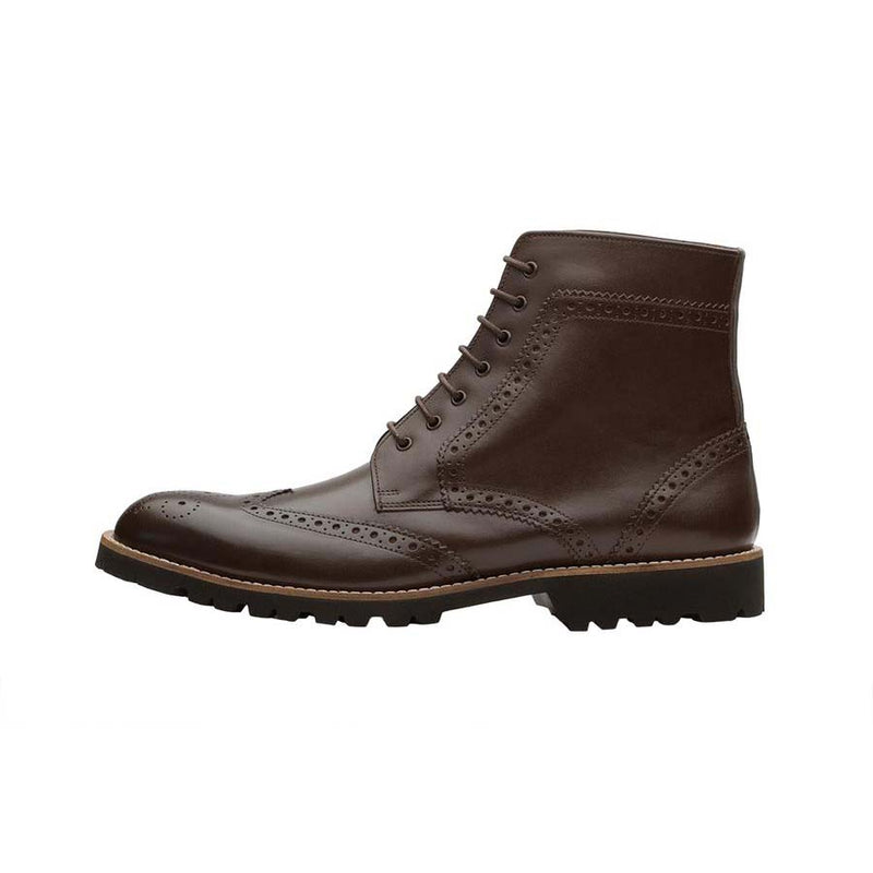 Brown Lightweight Boots