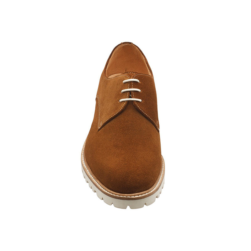 Tan Suede Lightweight Derby