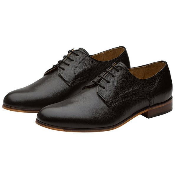 Black Derby Blucher