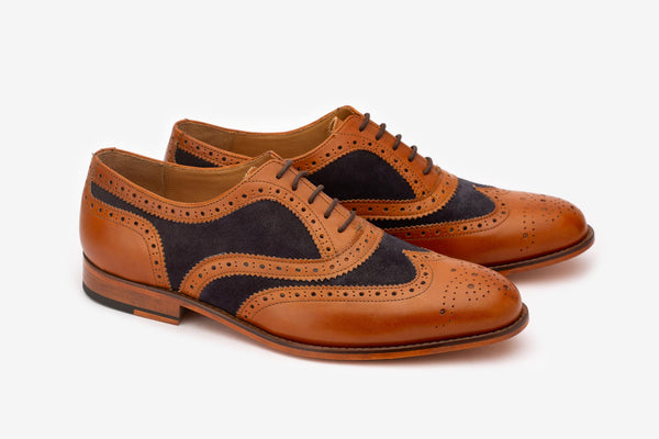 Tan Combination Brouges