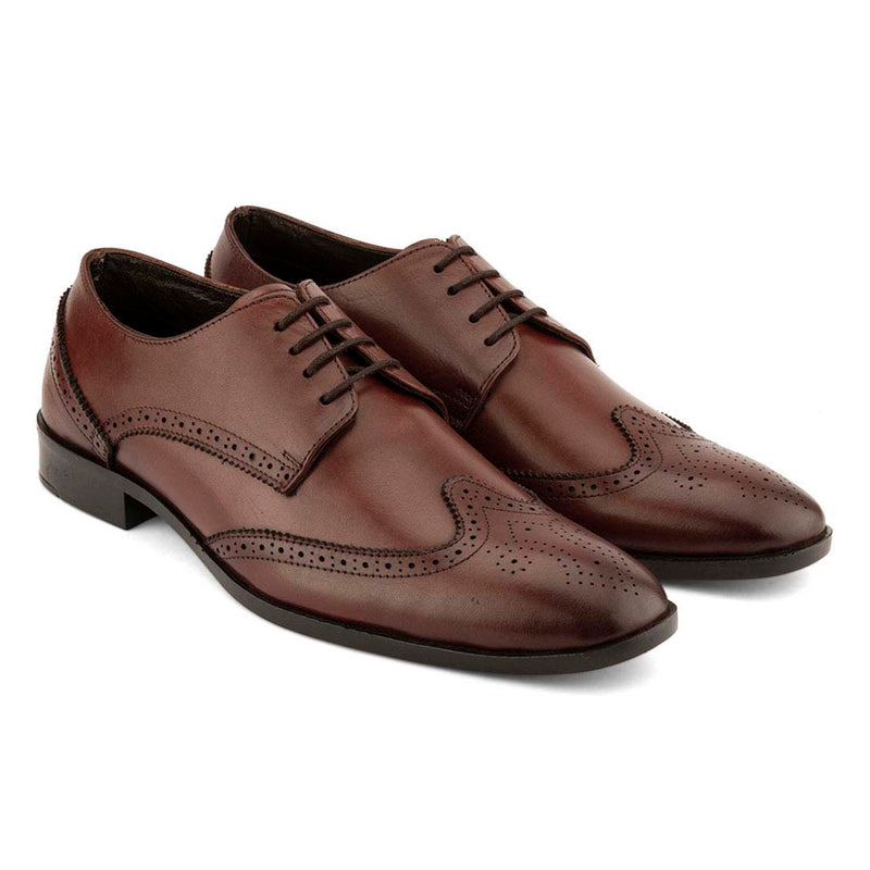 Ultralight 2.0 Chocolate Brown Brogues