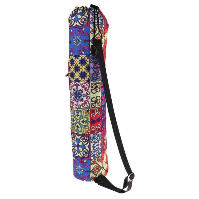Retro Yoga Bag