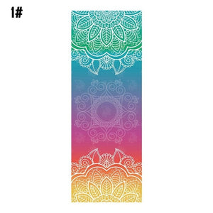 Mandela Yoga Towel