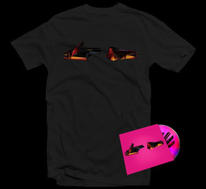 RTJ4: CD BUNDLE (BLACK T-SHIRT) - PREORDER