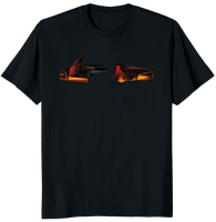RTJ4 T-shirt (Black)
