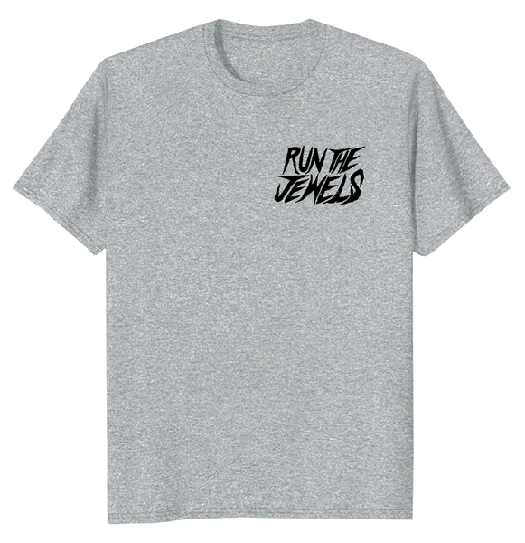 Run The Jewels | RTJ2 T-Shirt (Red) | RTJ Official Store