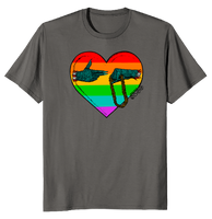 RTJ x COLOURS YOUTH (LGBTQ + RIGHTS T-SHIRT)