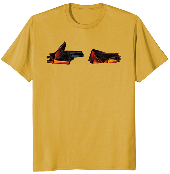 RTJ4 T-shirt (Gold)