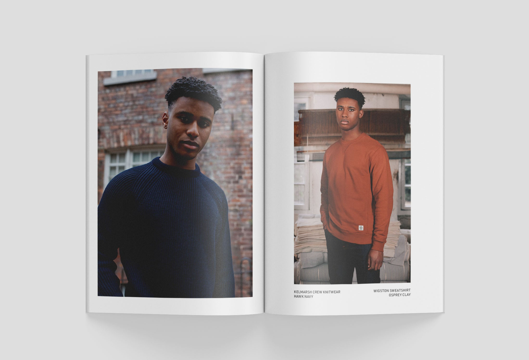 AW21 Lookbook - Luminary Collection