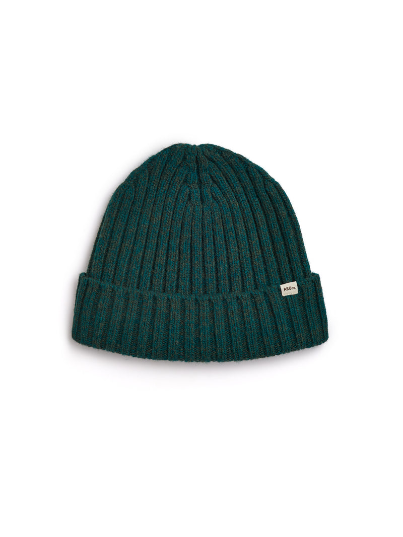 Hathern Beanie - Harrier Green