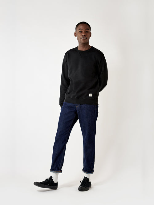 Wigston Sweatshirt - Kite Black