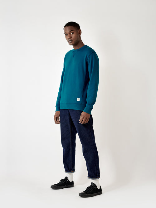 Wigston Sweatshirt - Buzzard Blue