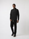 Chartwell Quarter Zip Top - Kite Black