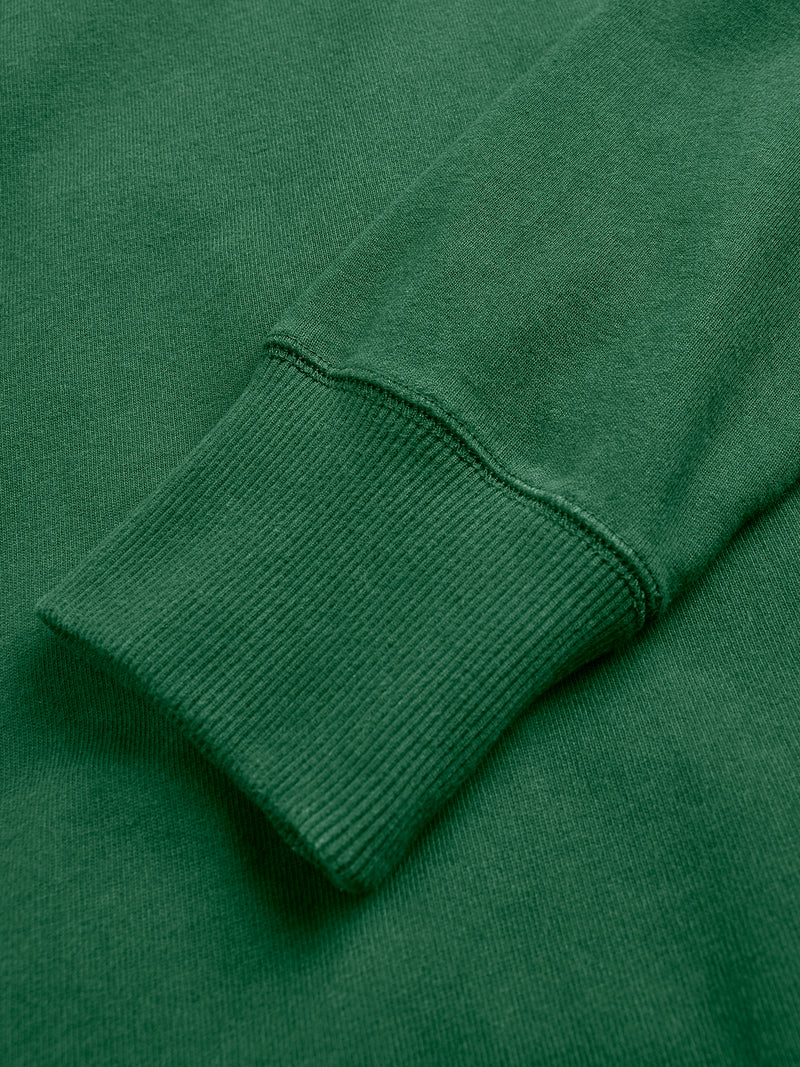 Flat Lay Sleeve Cuff - Admiral Sporting Goods | Welford Rugby Shirt – (Harrier Green)